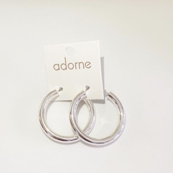 ADORNE HOLA CIRCLE EARRING