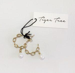TIGER TREE COCO EARRINGS