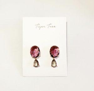 TIGER TREE ROMANCE EARRINGS