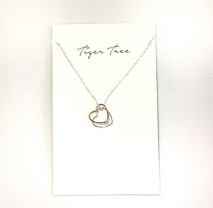 TIGER TREE FOREVER LOVE NECKLACE