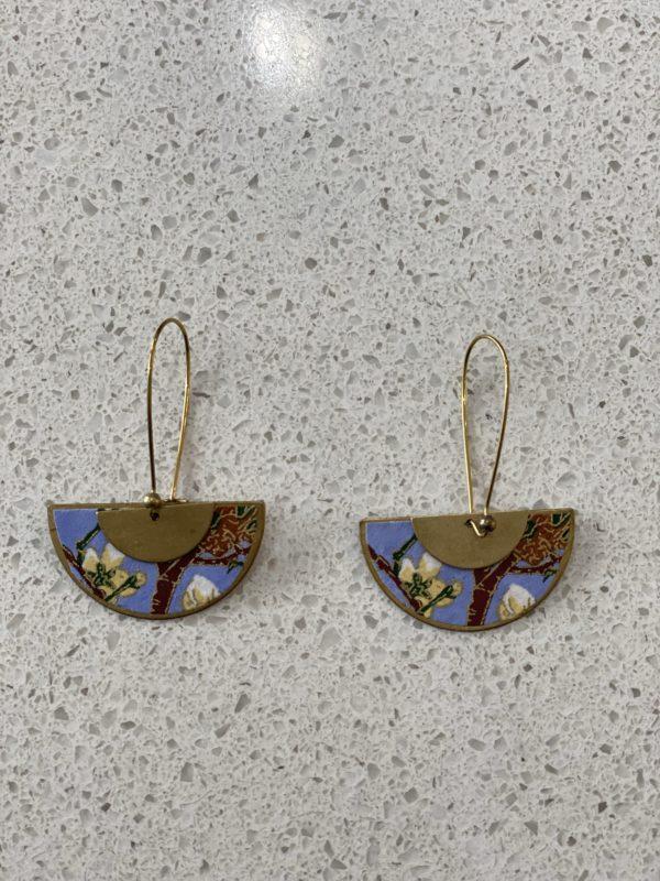 Libby-Lou Earrings Blossom