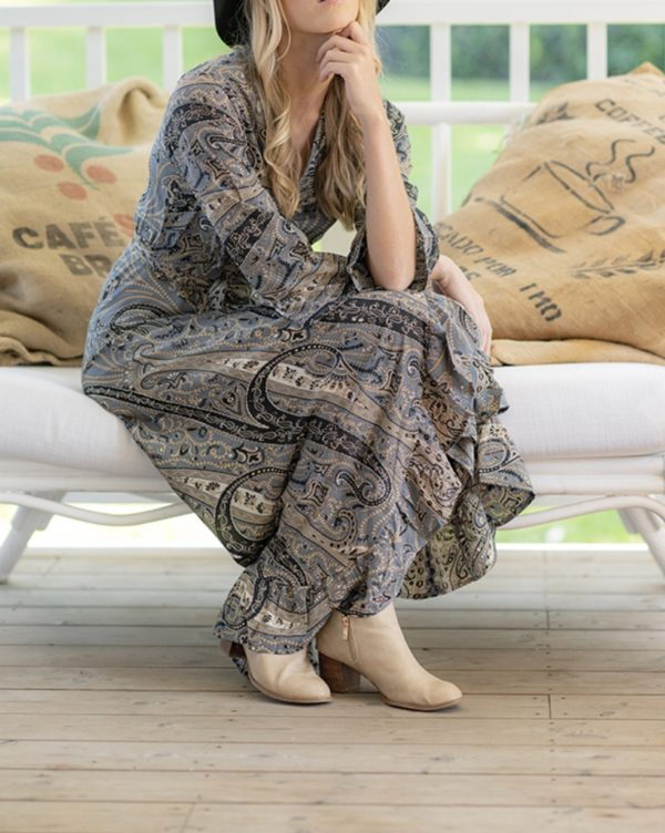 Cienna Silver Moon Dress